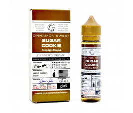 Sugar Cookie 50 ml - Glas Vapor