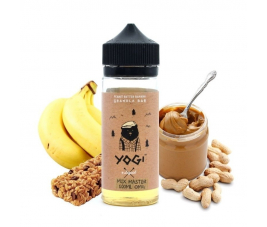 Peanut Butter Banana 100 ml - Original Yogi