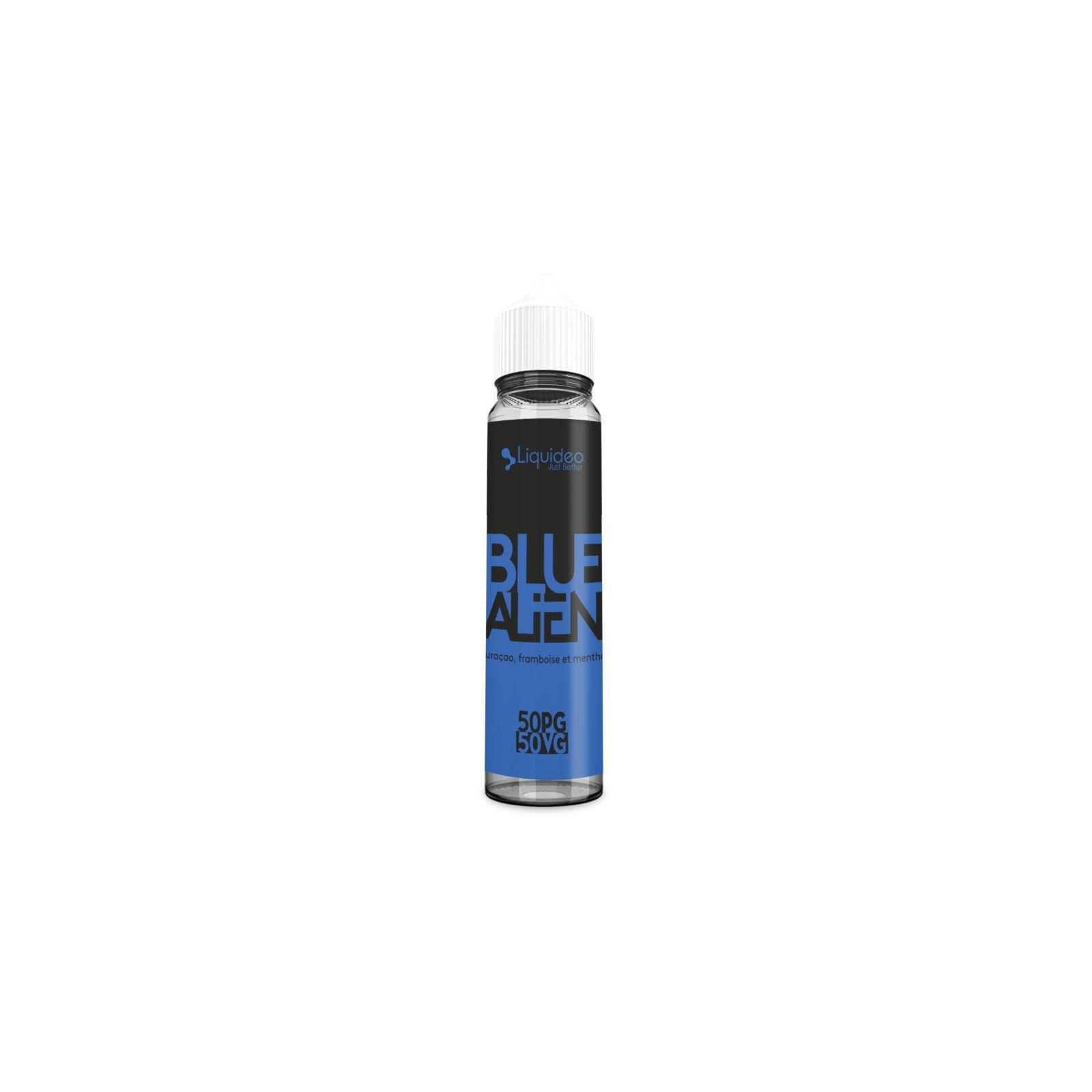 Blue Alien 50ml - Liquideo Fifty