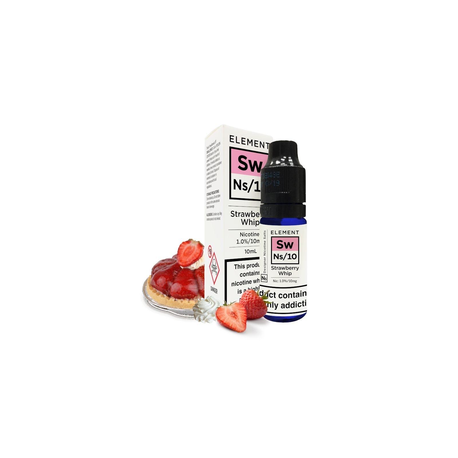 Strawberry Whip - Element