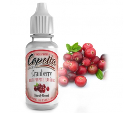 Concentré Cranberry - Capella