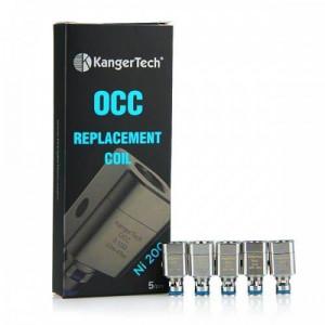 Résistance OCC Nickel - 1 Pièce - KANGERTECH