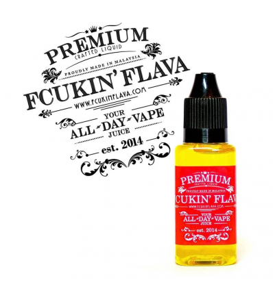 Red Label - FCUKIN FLAVA