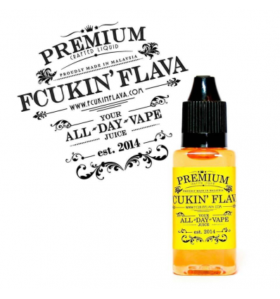 Yellow Label - FCUKIN FLAVA
