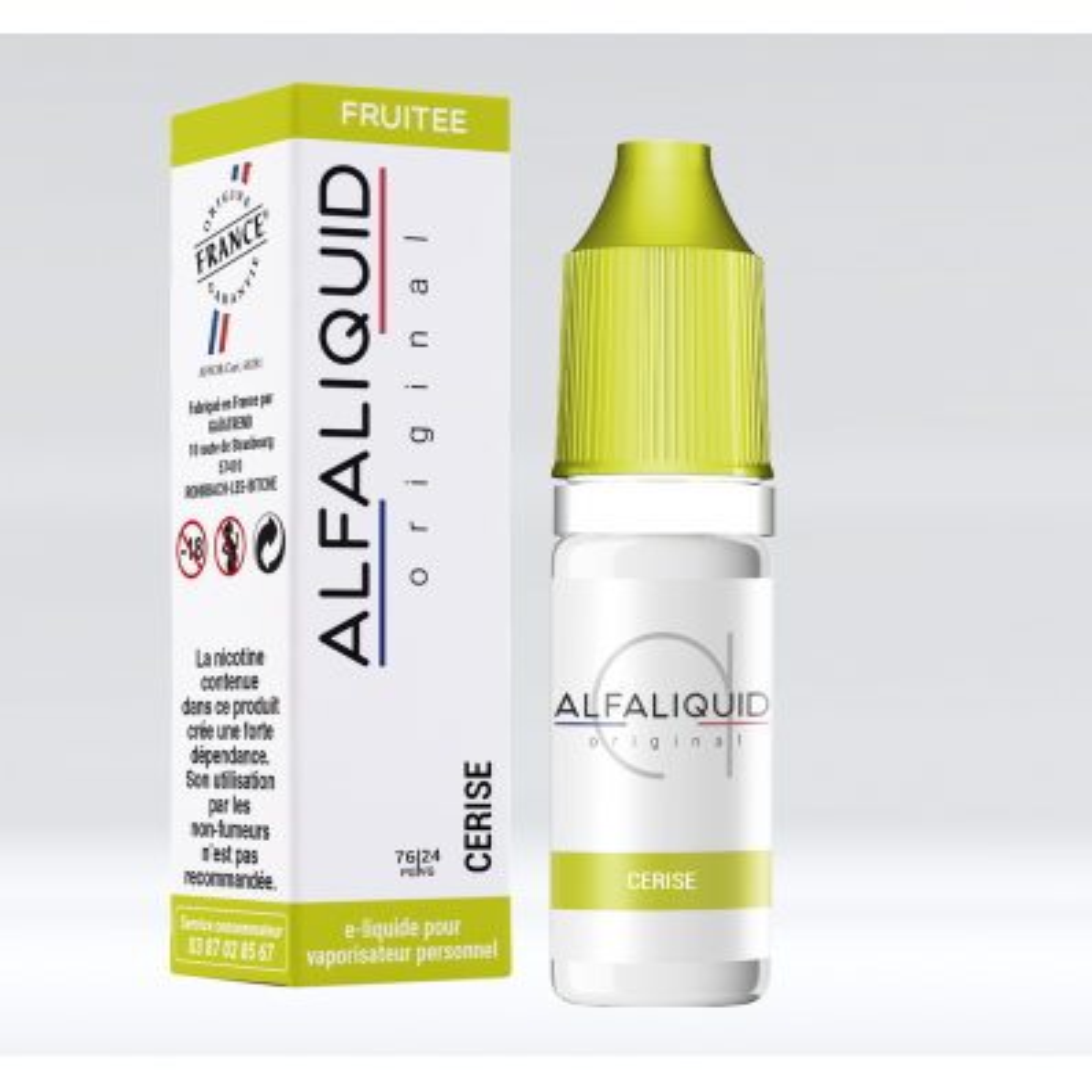 Cerise - Alfaliquid