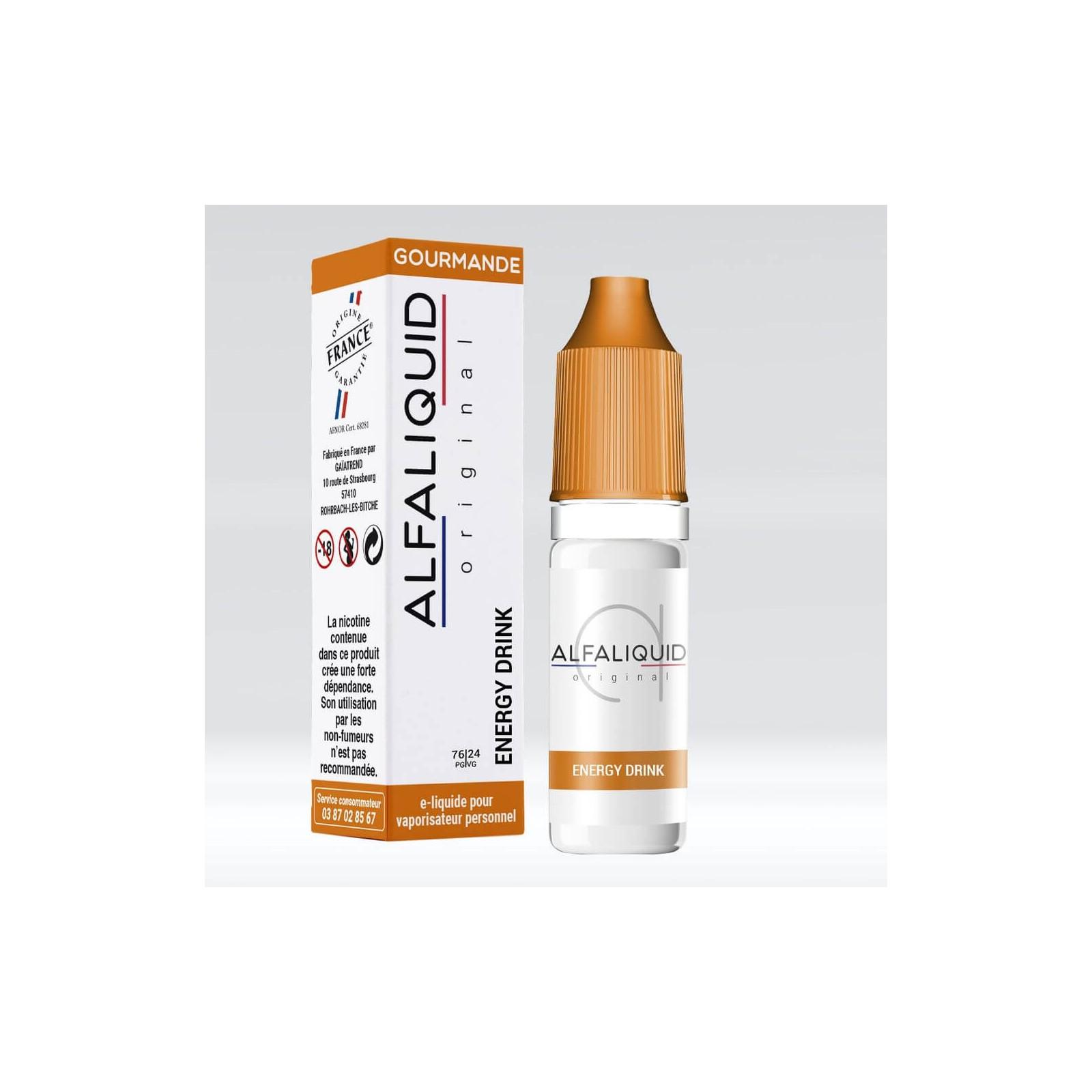 Energy Drink - Alfaliquid