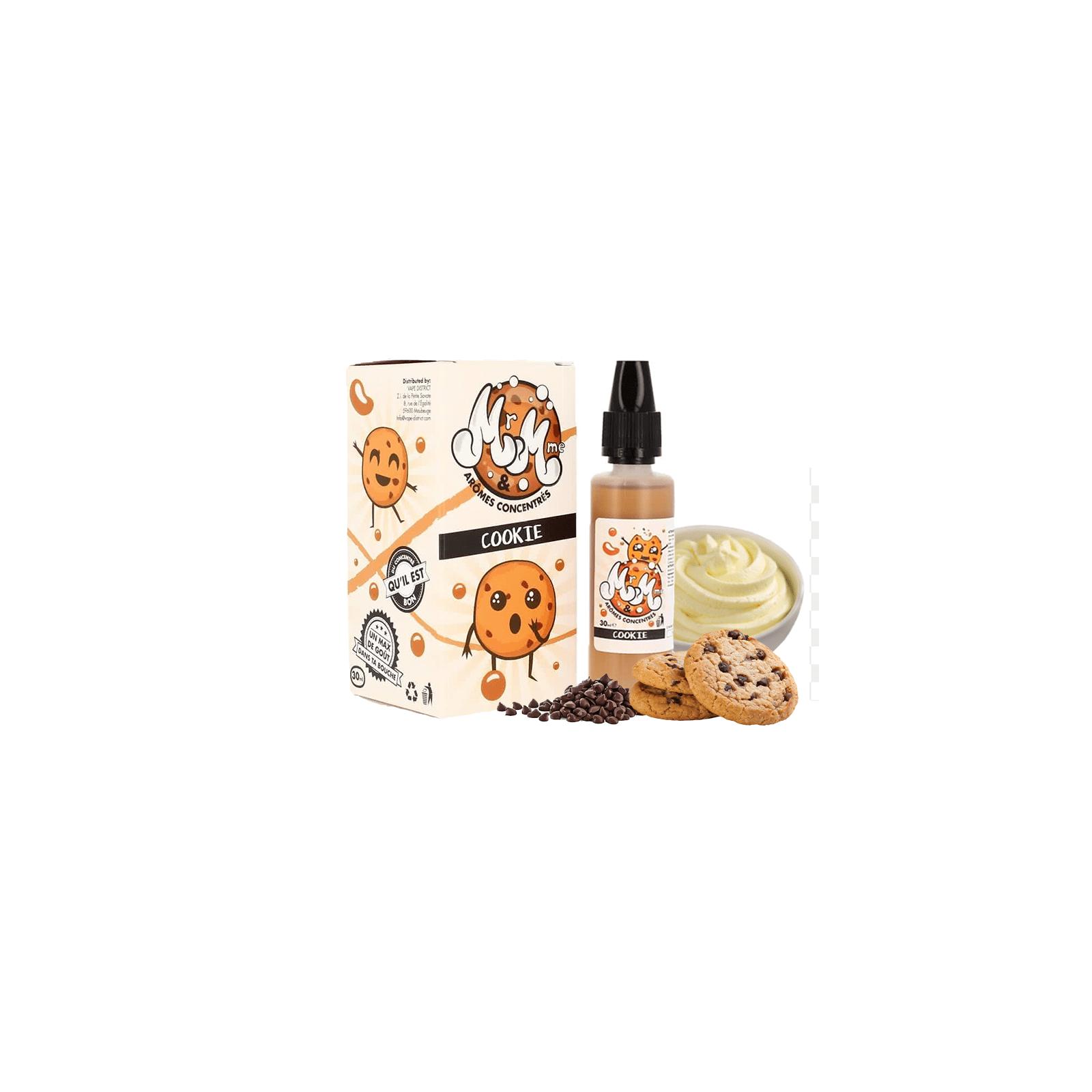 Concentré Cookie 30ml - Mr&Mme