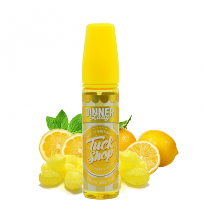 Lemon Sherbets 50ml Tuck Shop - Dinner Lady