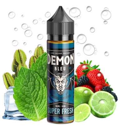 Demon Bleu 50ml - Superfresh