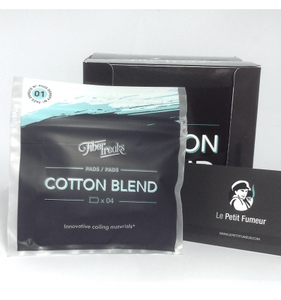 Fiber Freaks Cotton Blend Collection -