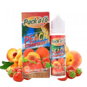 Peach Strawberry 50ml - Pack à l'ô