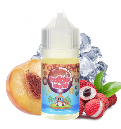 Concentré Peach N Lychee 22ml - Bubble Island