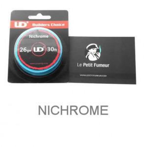 UD - Builder's choice - Nichrome NiCr - YOUDE