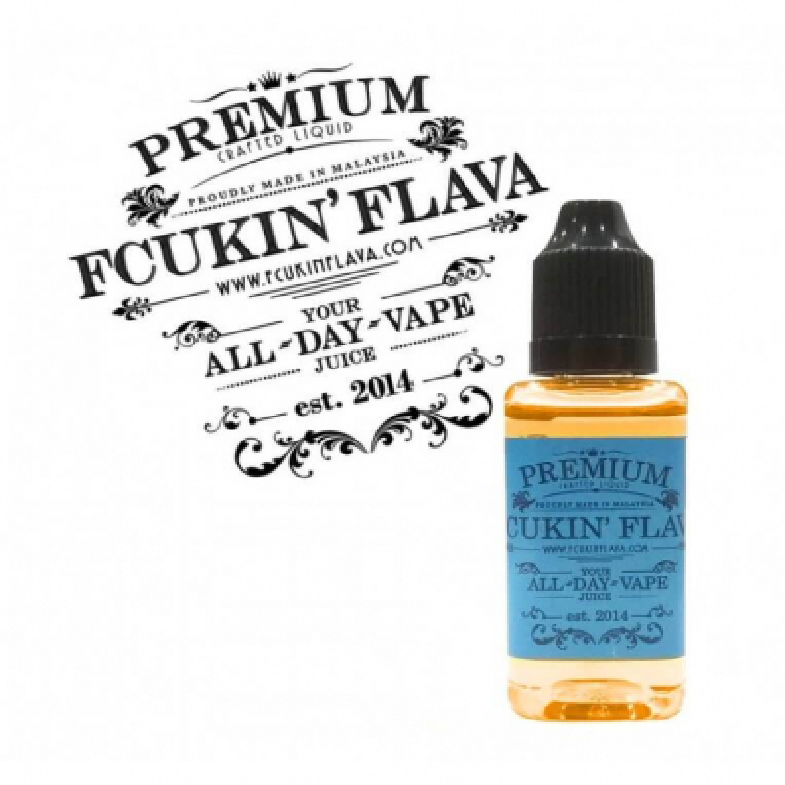 Blue Label - FCUKIN FLAVA