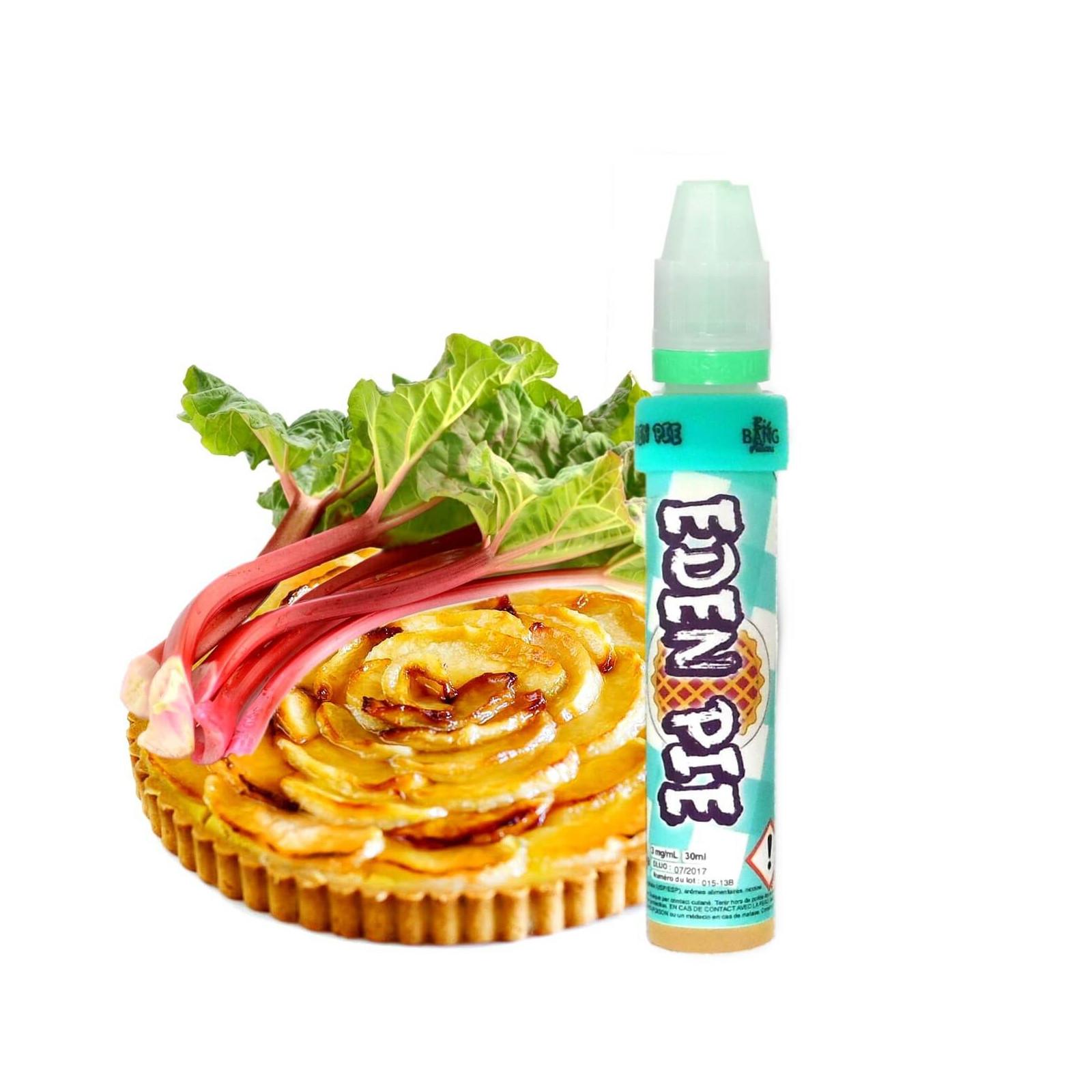 Eden Pie - Big Bang Juices