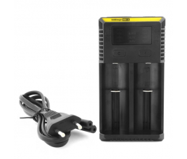 Chargeur Nitecore Intellicharger NEW i2 - NITECORE