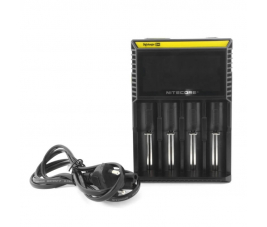 Chargeur Nitecore Digicharger D4