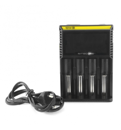 Chargeur Nitecore Digicharger D4 - NITECORE