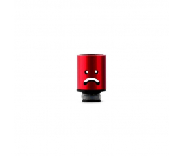 Drip Tip Smiley Triste