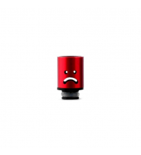 Drip Tip Smiley Triste -