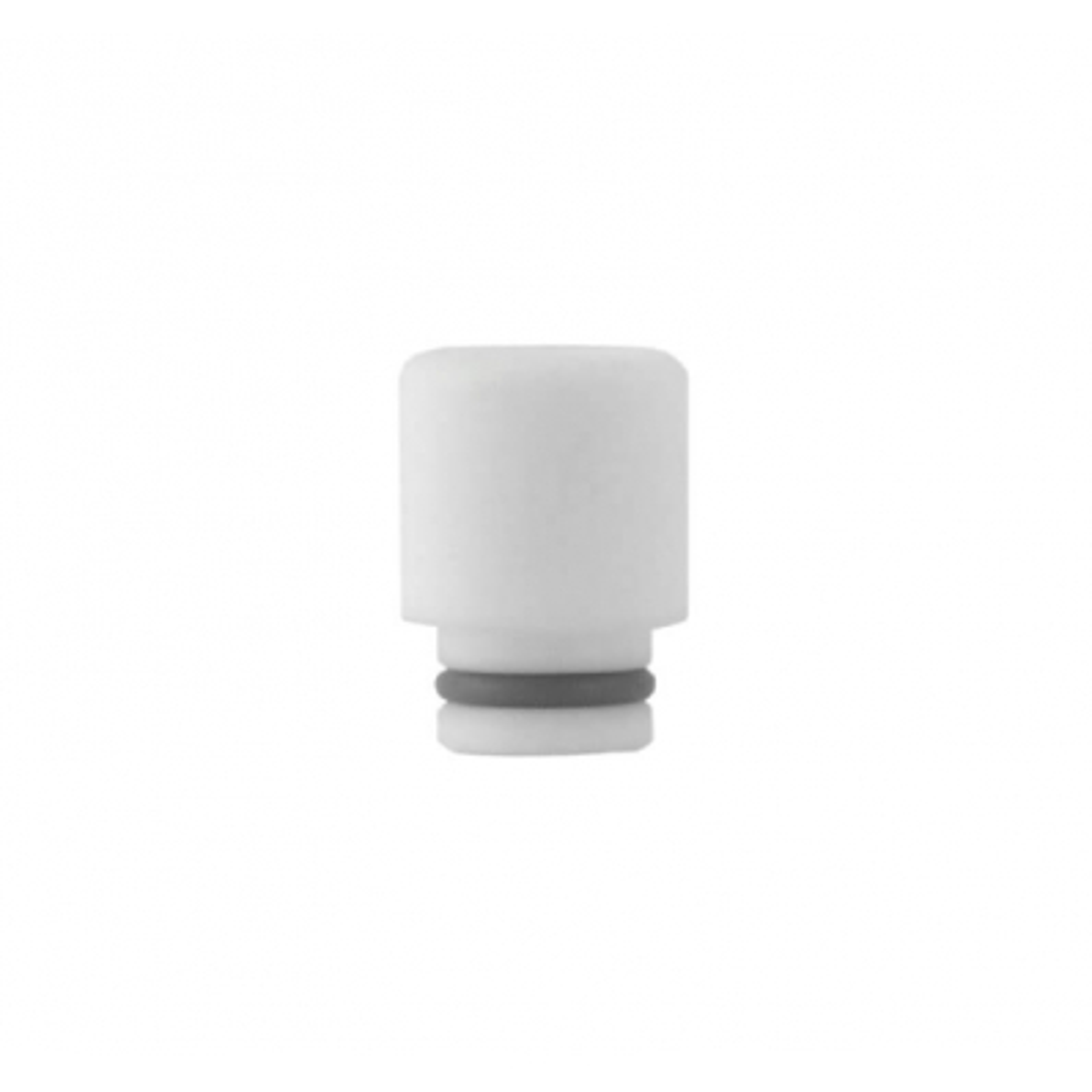 Drip Tip Téflon Blanc Mini -