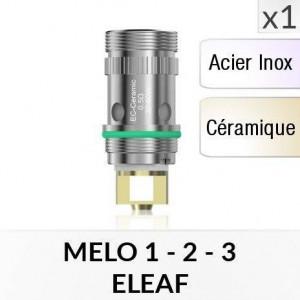 Résistance MELO (SS) Céramique - ELEAF