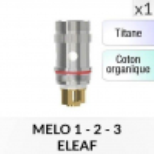 Résistance MELO (Ti) - ELEAF
