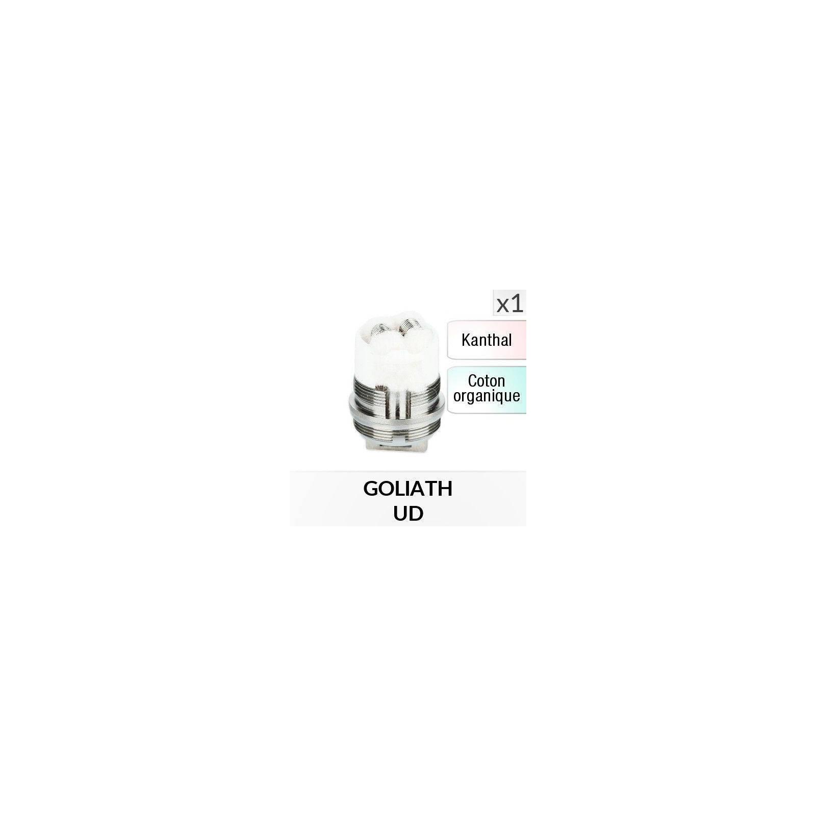 Résistance ROCC Goliath V2 - 1 Pièce - YOUDE
