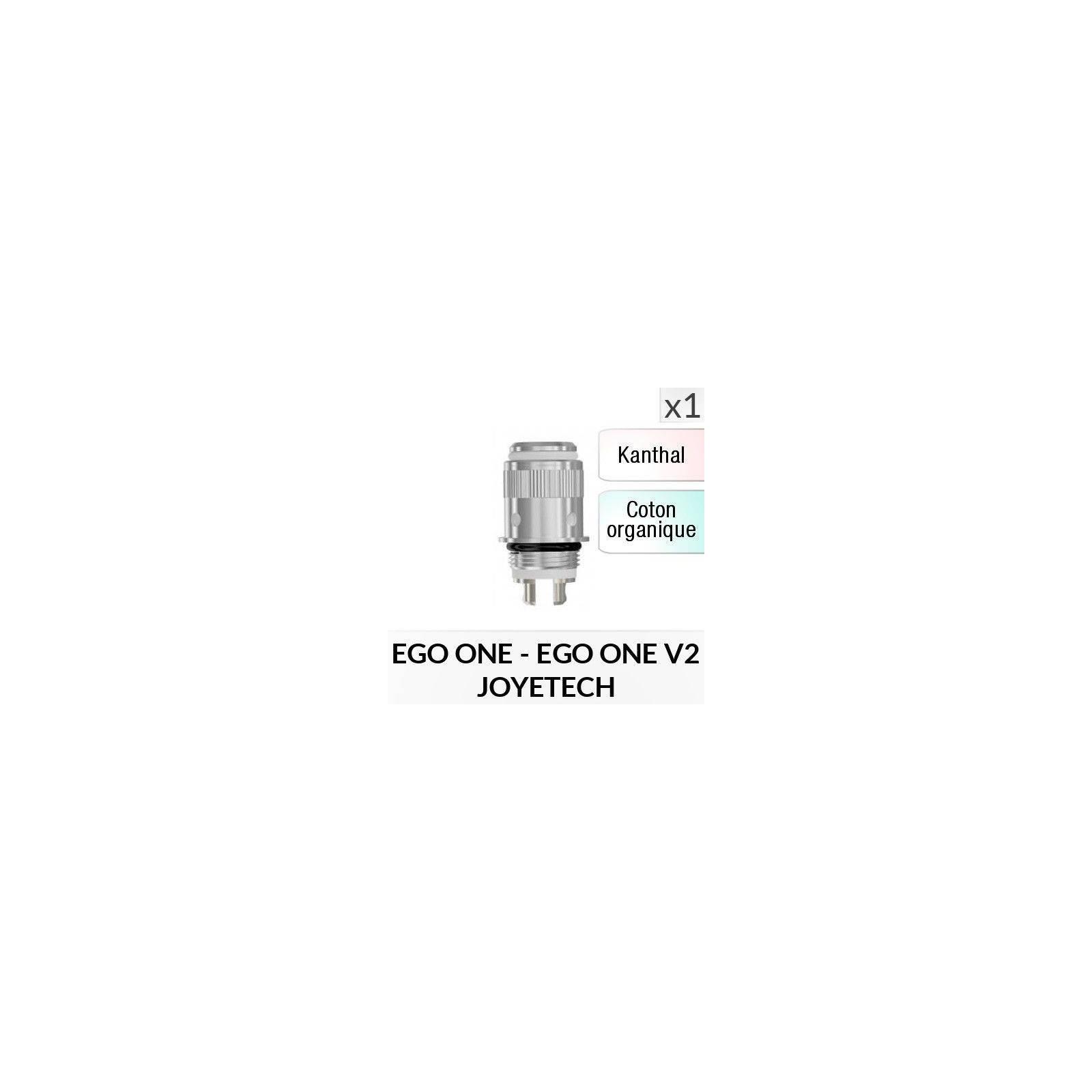Résistance Ego One Kanthal - 1 Pièce - JOYETECH