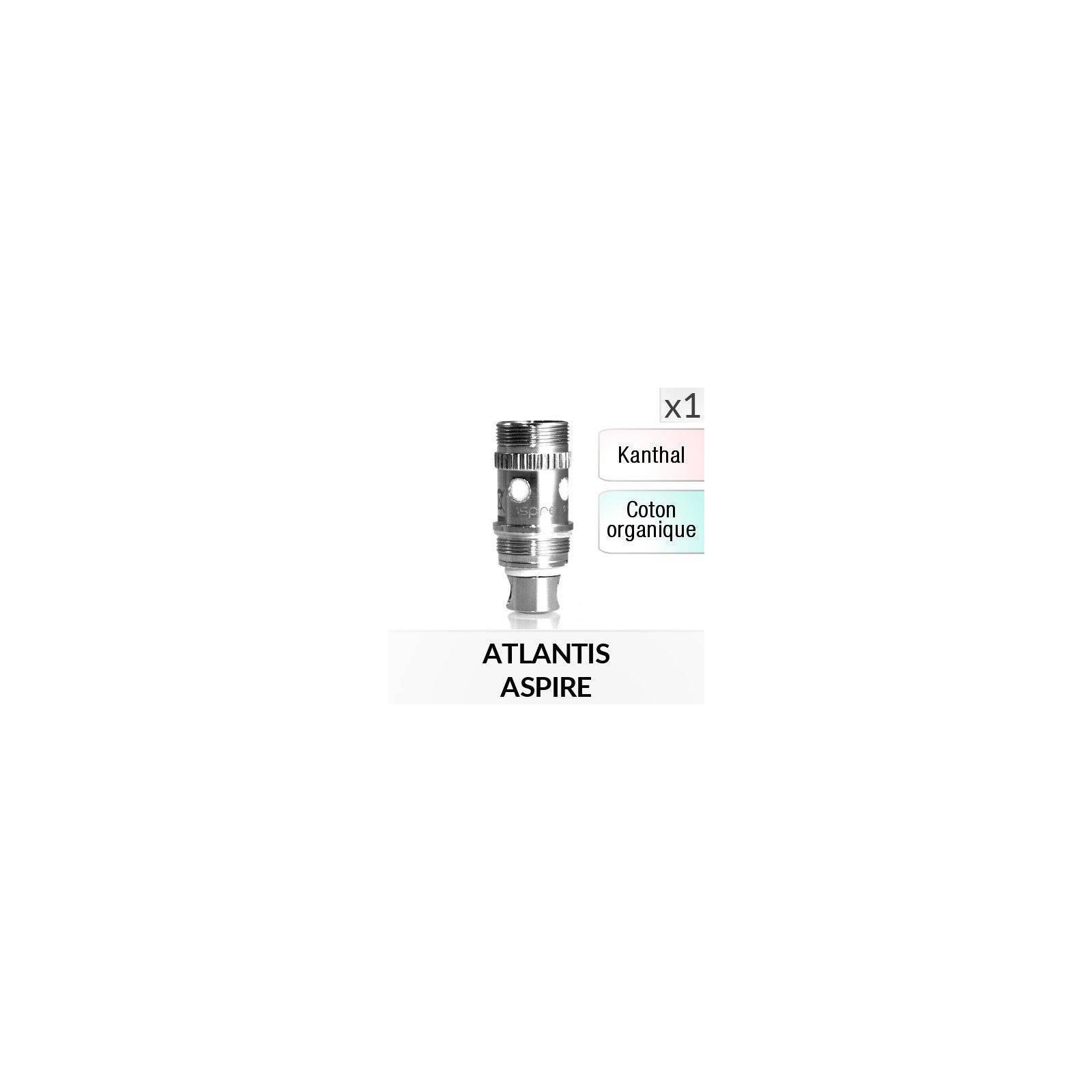 Résistance Atlantis Aspire - 1 pièce - ASPIRE