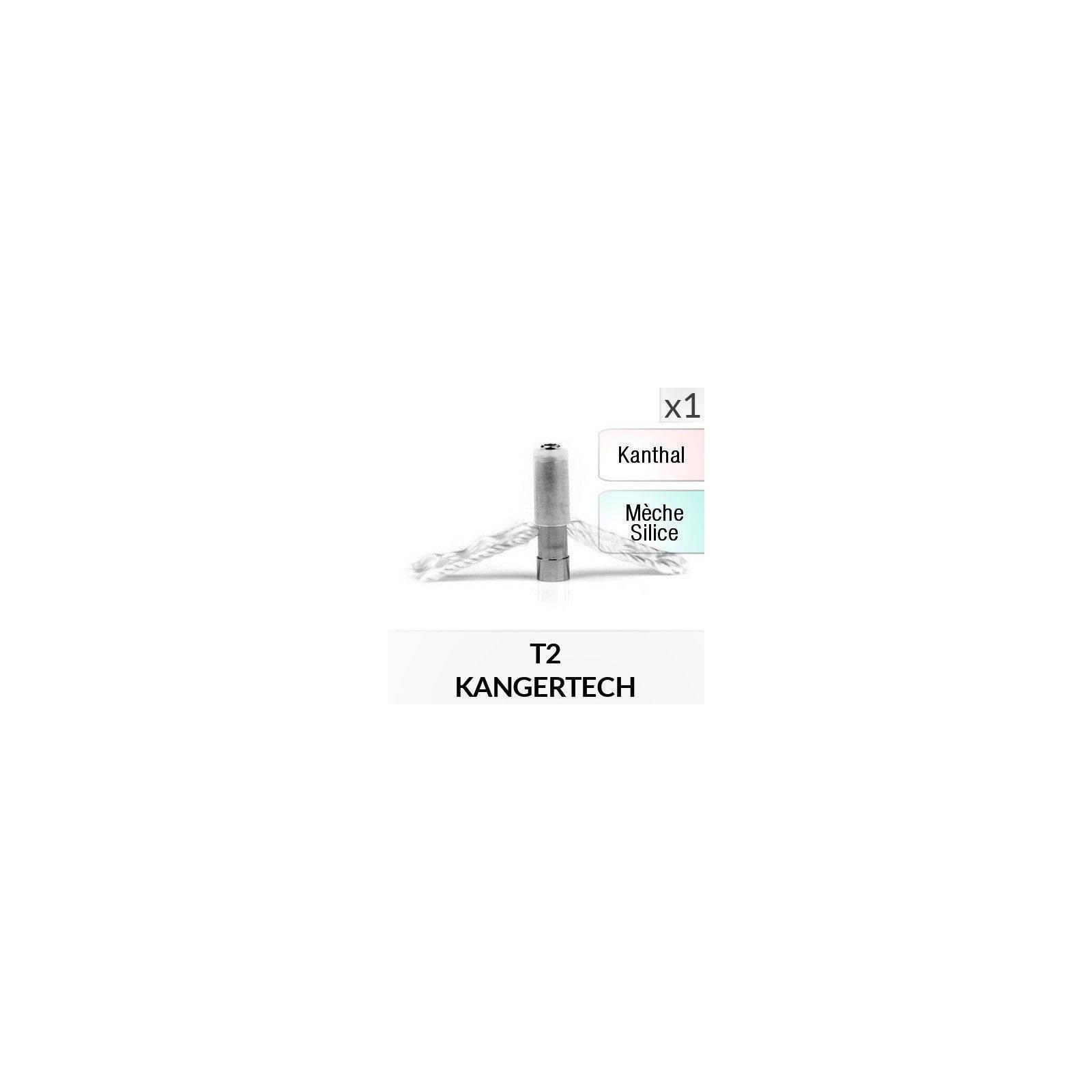 Résistance Kanger T2 - 1 Pièce - KANGERTECH