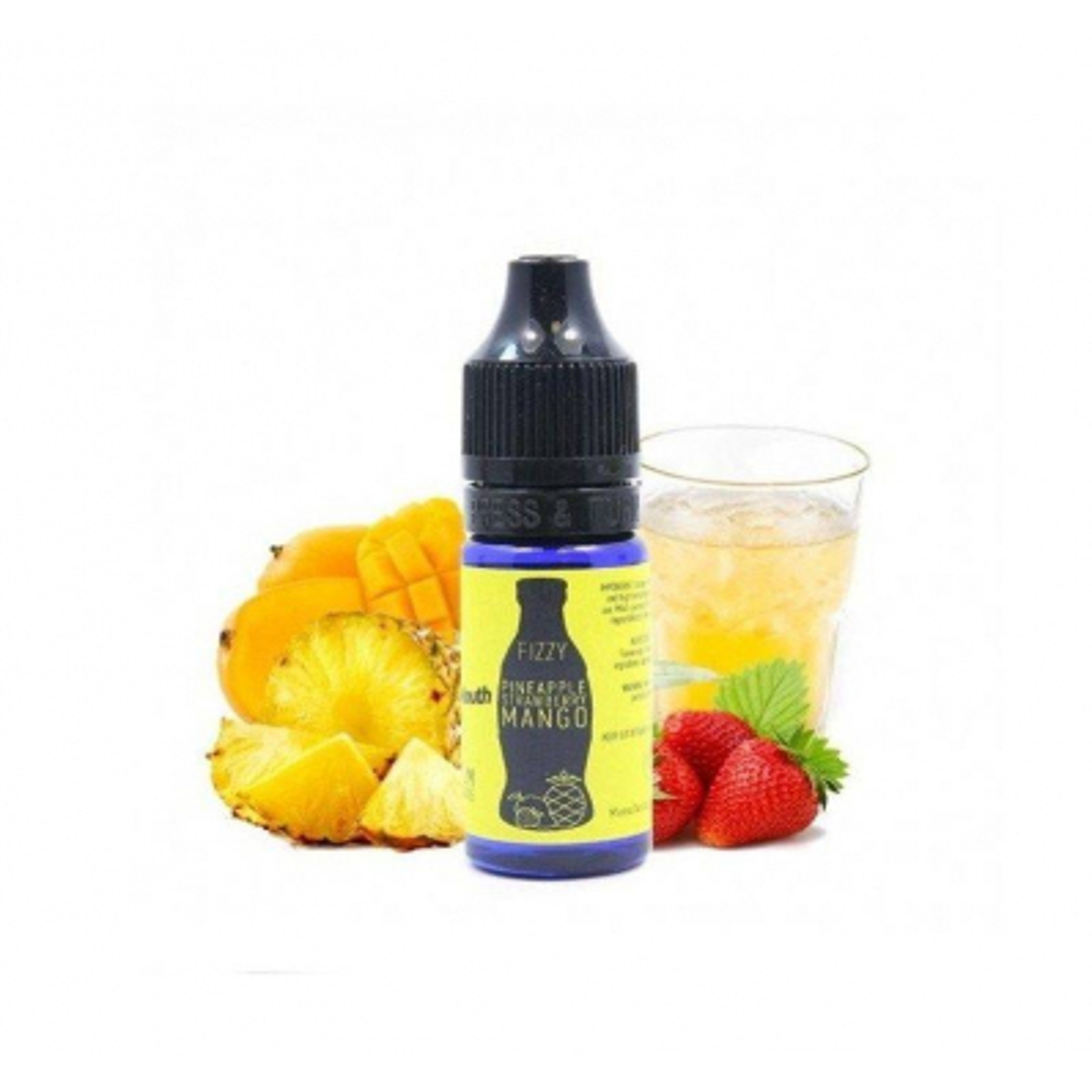 Concentré Pineapple Strawberry Mango - Big Mouth Liquids