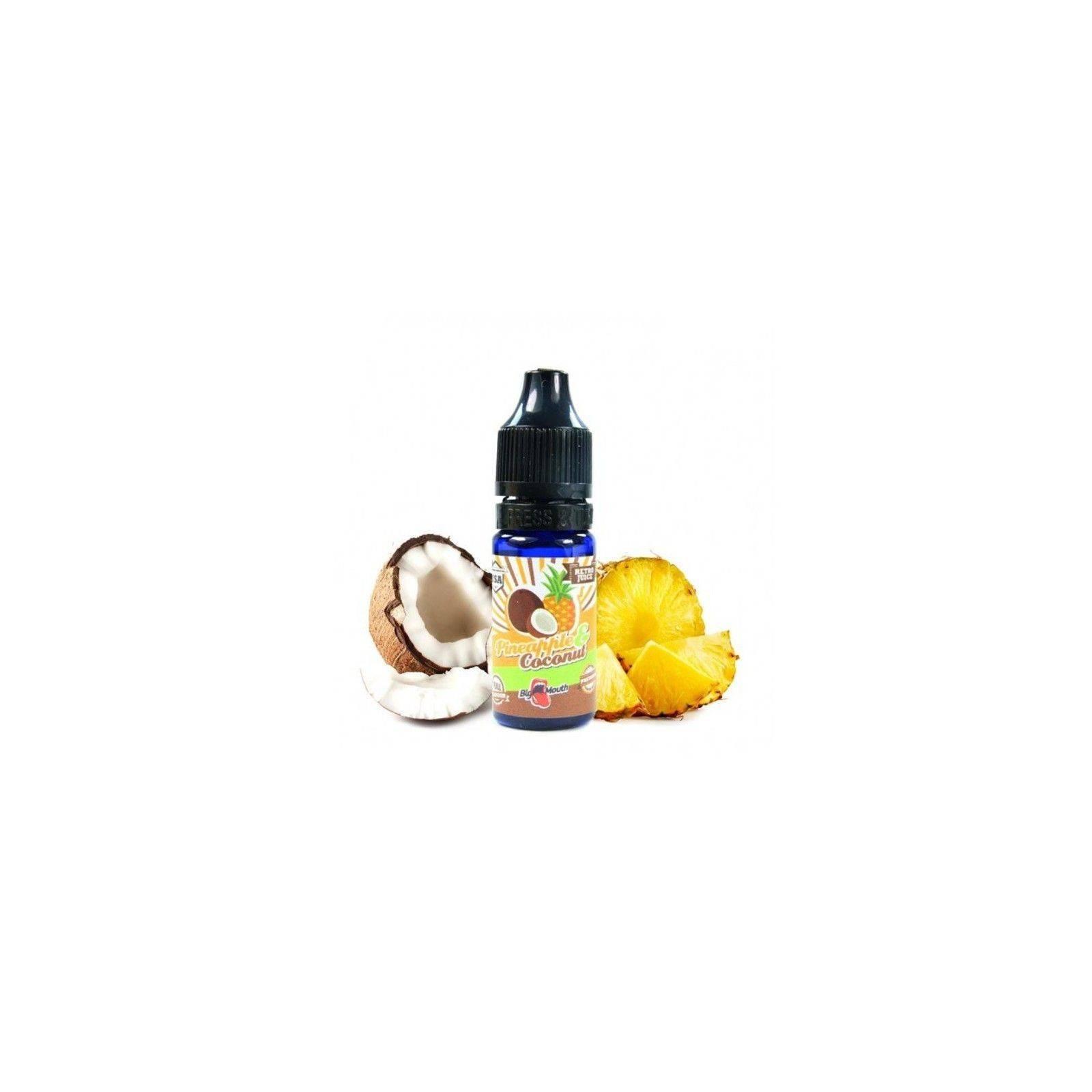 Concentré Pineapple & Coconut - Big Mouth Liquids