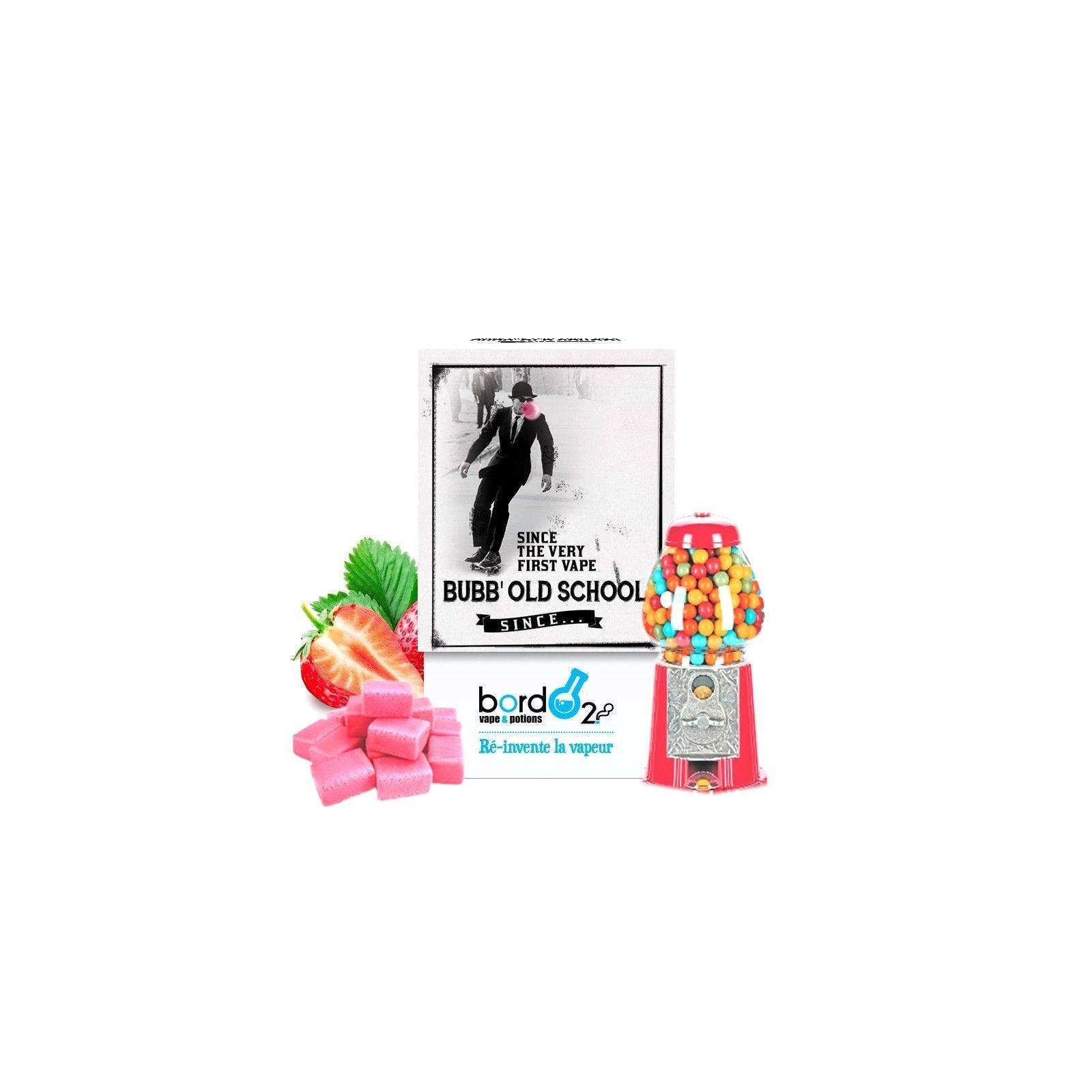 Bubb'old School [Premium] - BORDO 2