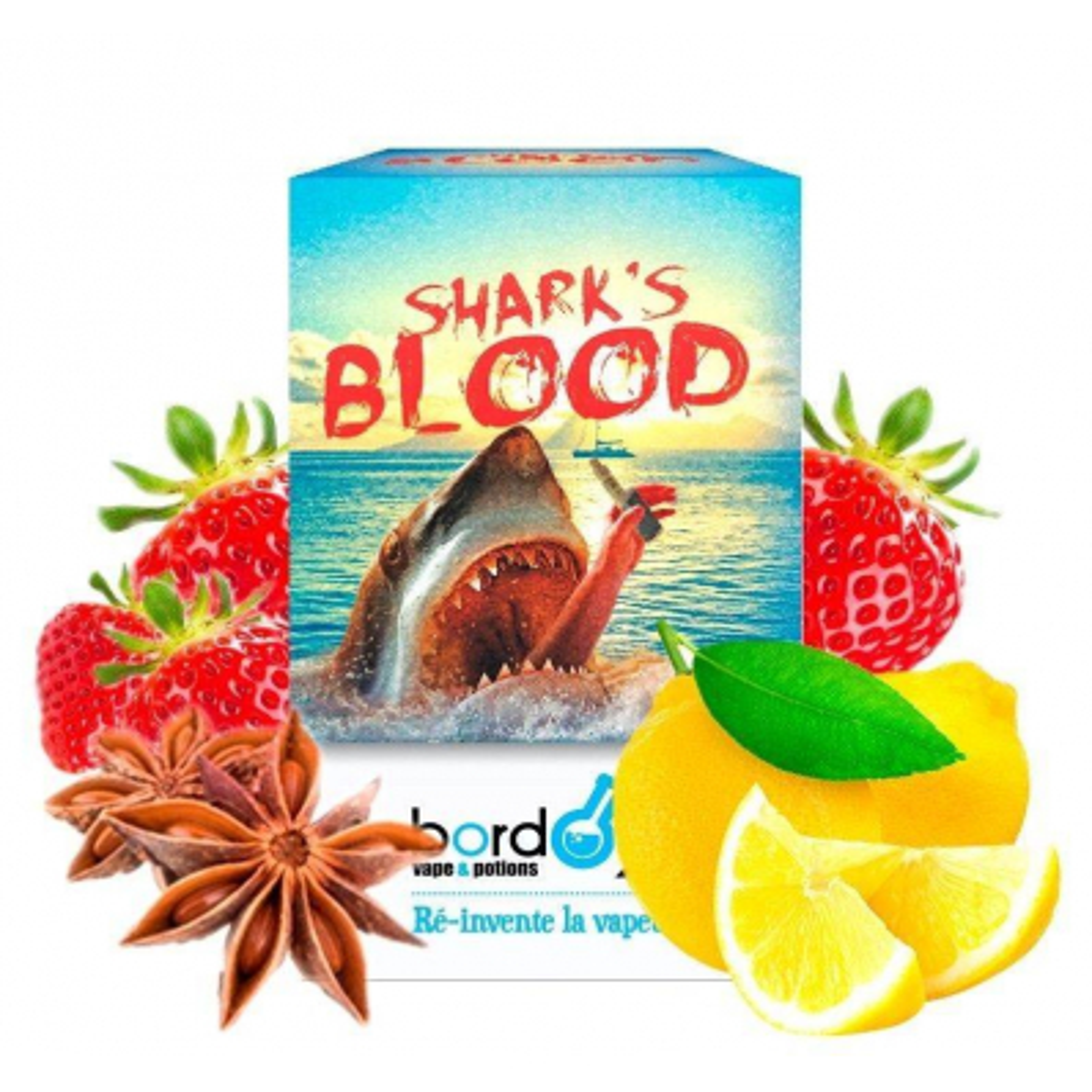 Sharks Blood [Premium] - BORDO 2
