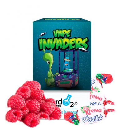 Vape Invaders [Premium] - BORDO 2