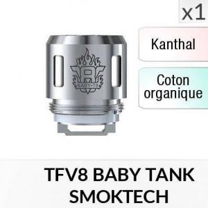 Résistance V8 Baby T8 / 1 Pièce - SMOKTECH