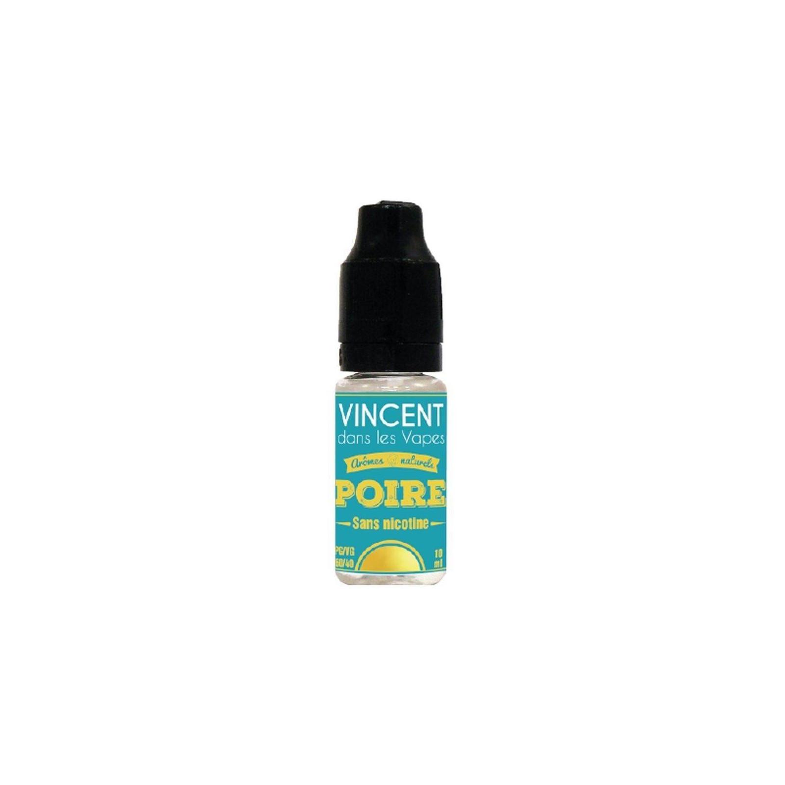 Poire - Vincent dans les Vapes