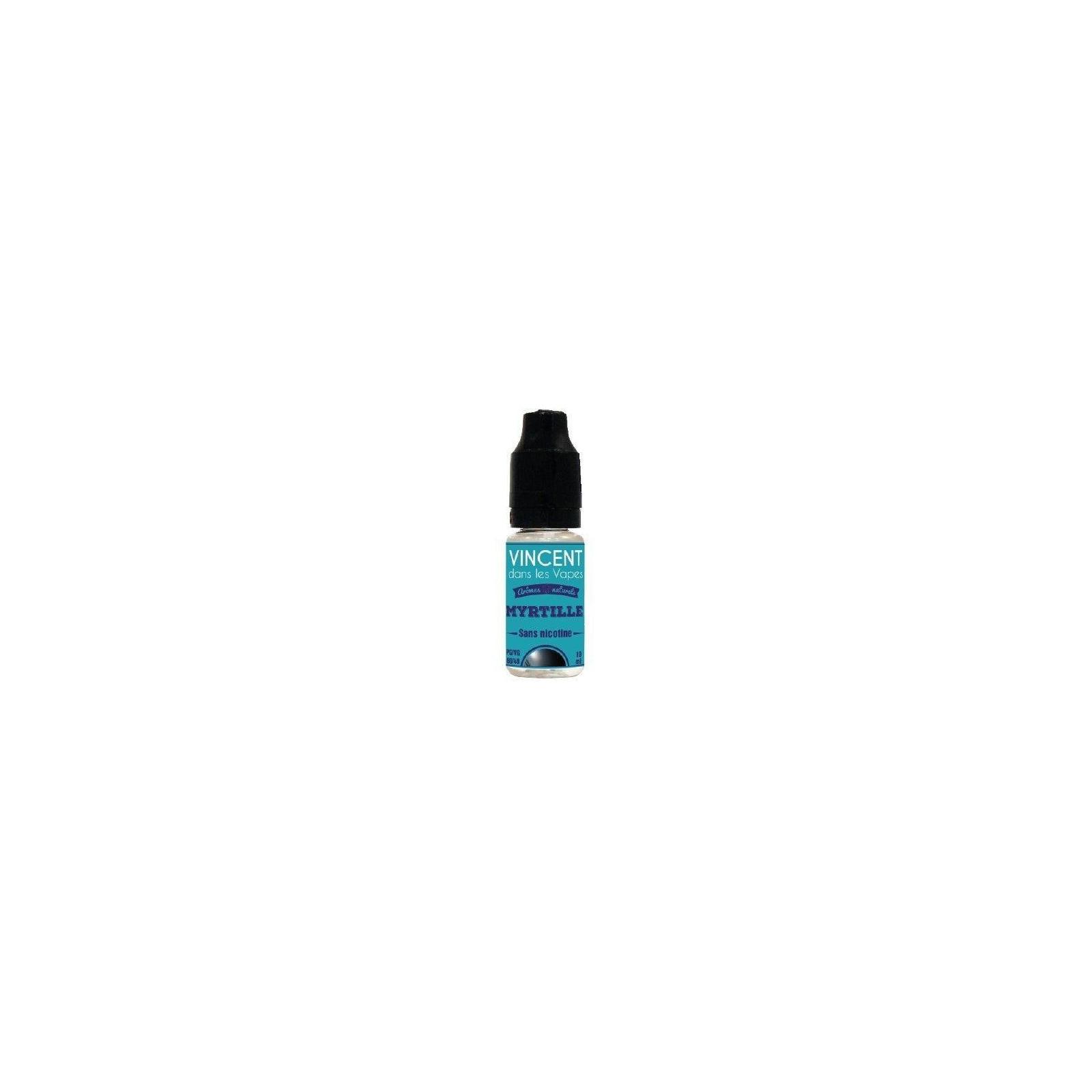 Myrtille - Vincent dans les Vapes