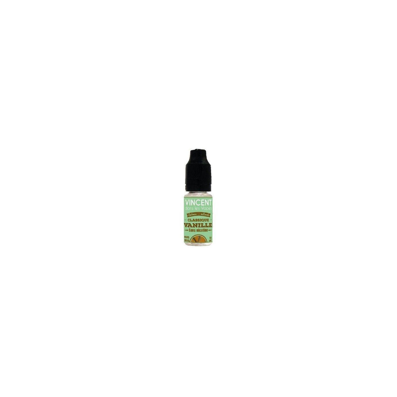 Classique Vanille - Vincent dans les Vapes