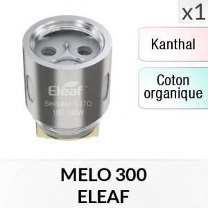 Résistance Melo300 ES Sextuple / 1 Pièce - ELEAF