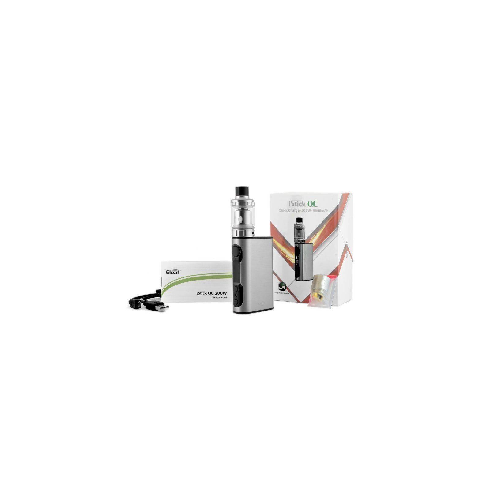 iStick QC 200 et Melo 300 Kit - ELEAF