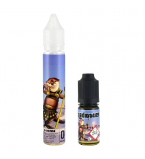 Pack Gladiotter 30 ml - The Fuu