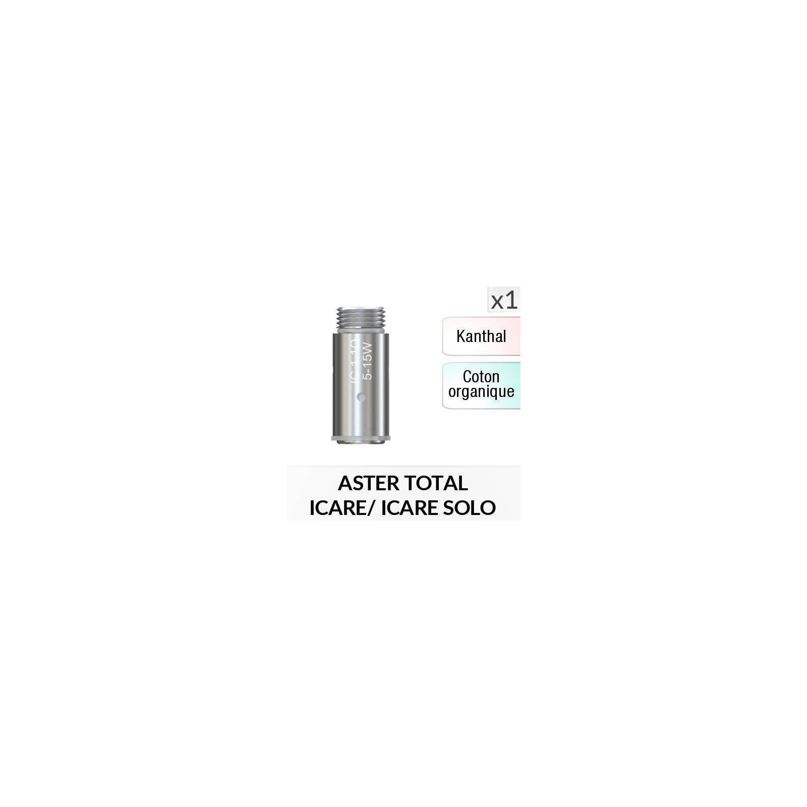 Résistance IC 1.1 ohm - 1 Pièce - ELEAF