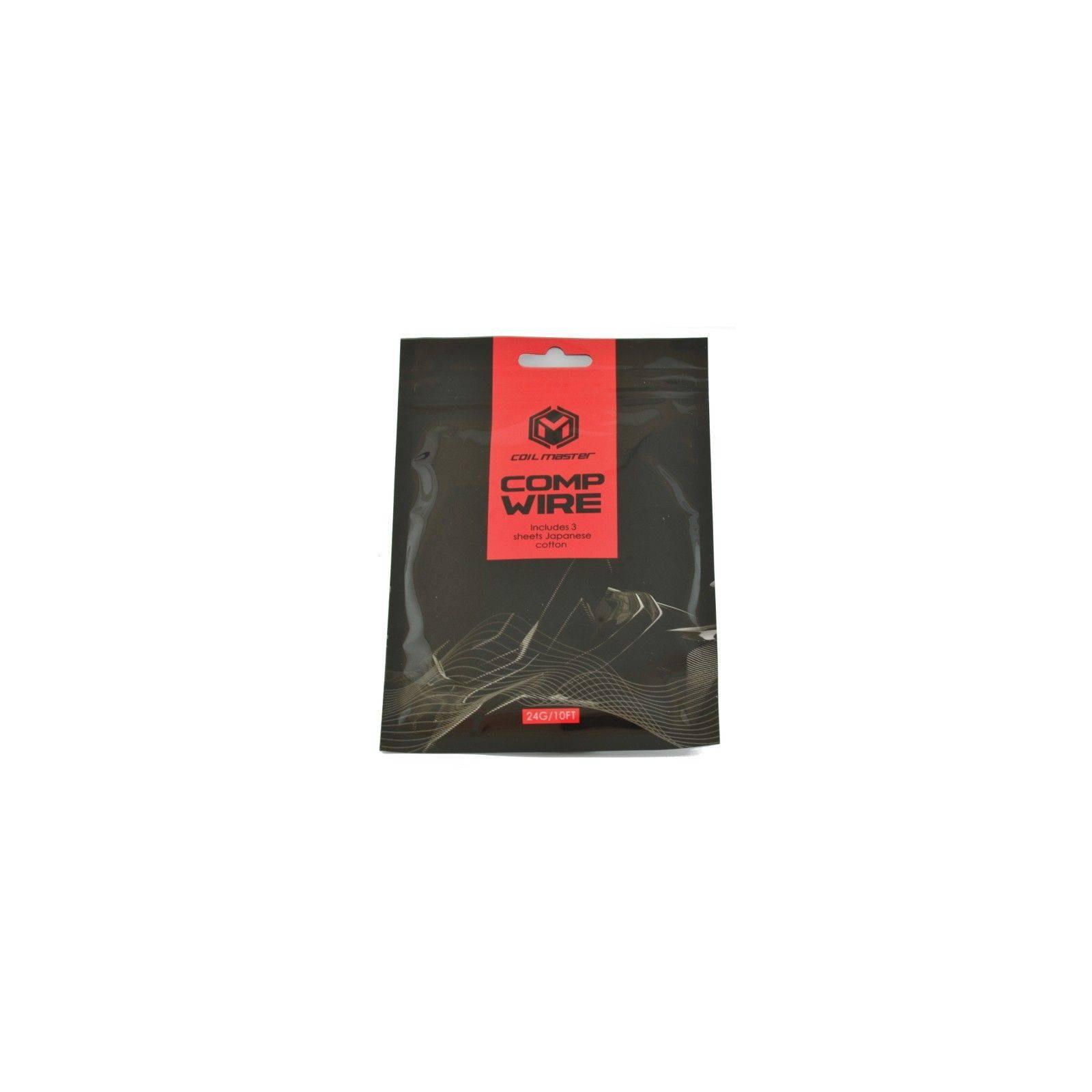 Coil Master Comp Wrap