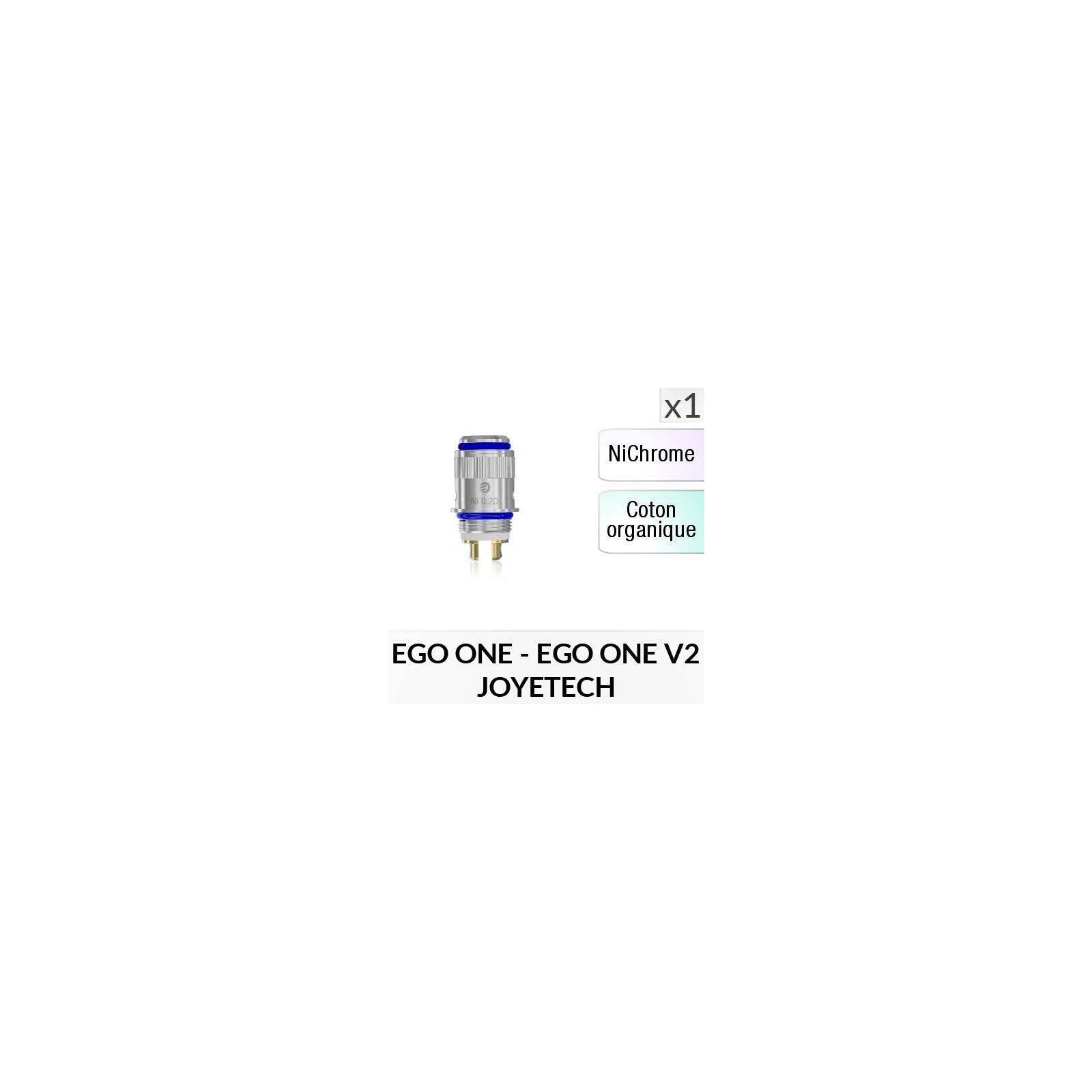 Résistance Ego One Kanthal - 1 Pièce