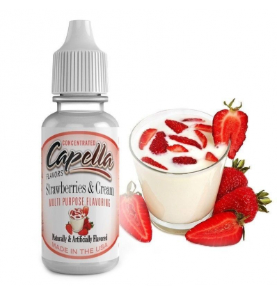 Concentré Strawberry Cream