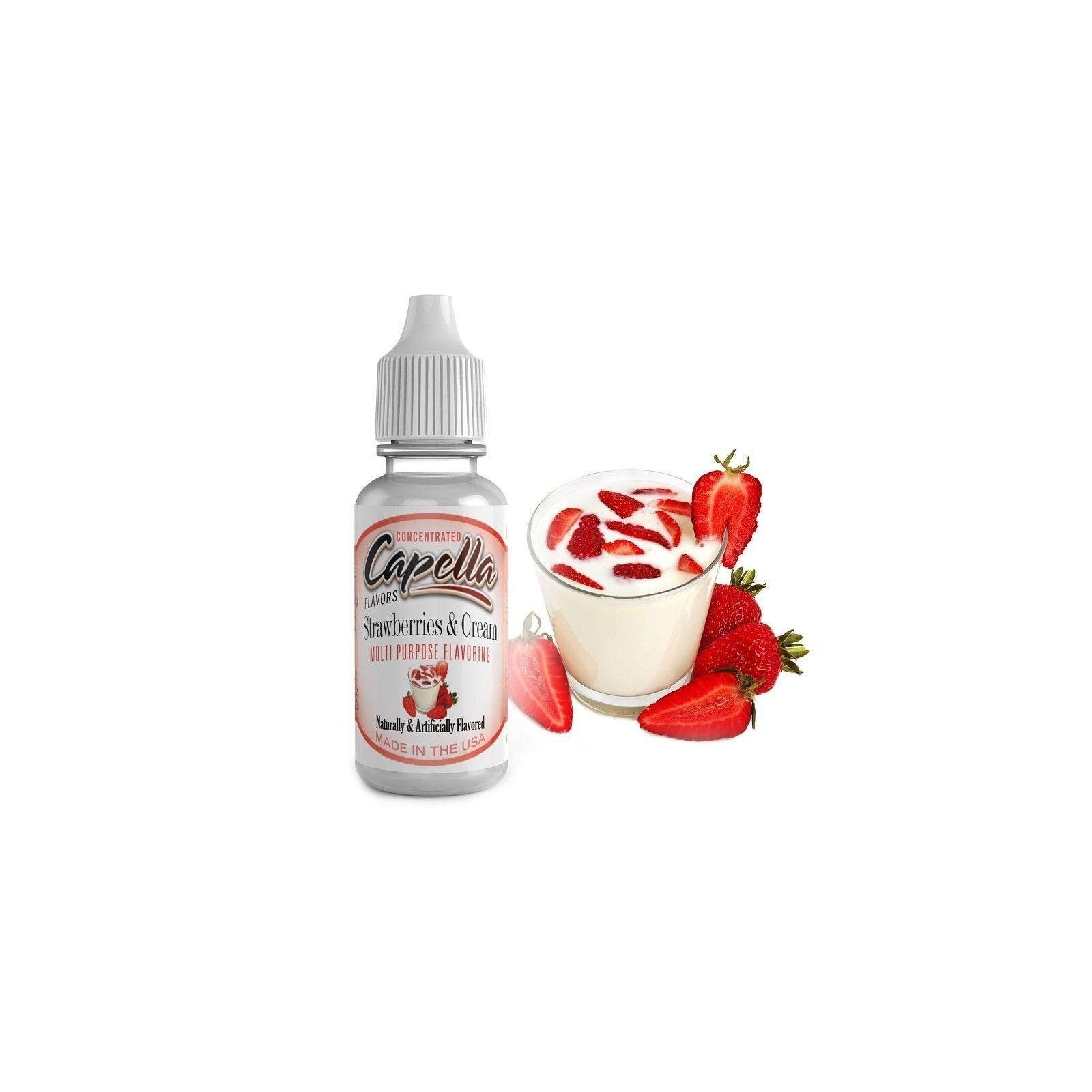 Concentré Strawberry Cream