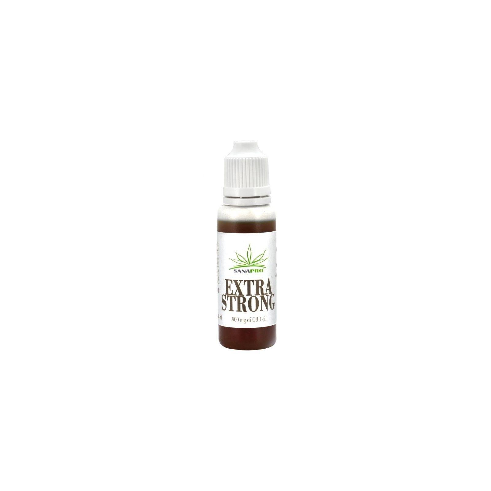 Extra Strong CBD Sanapro