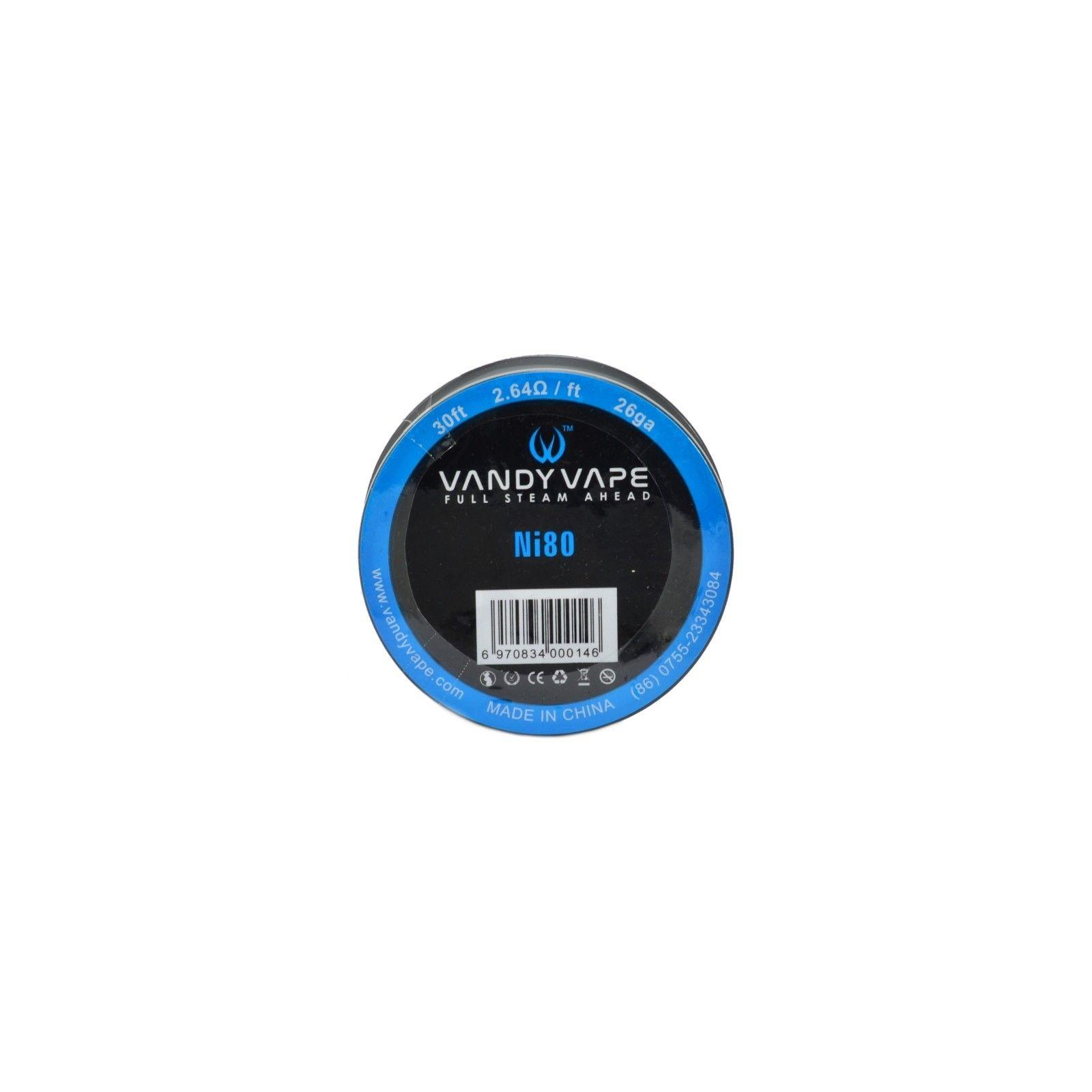 Ni80 Clapton - Vandy Vape